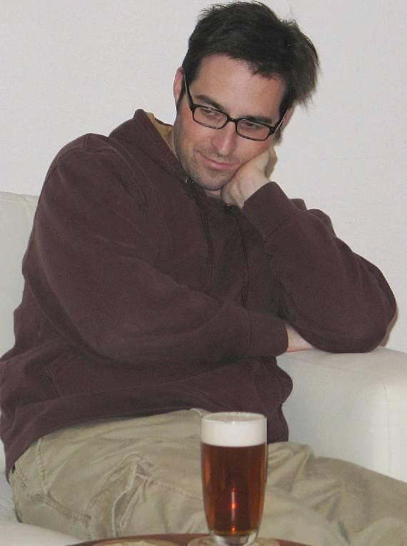 MOODY BARRY DRINKING THE LAST OF MY BODINGTON'S